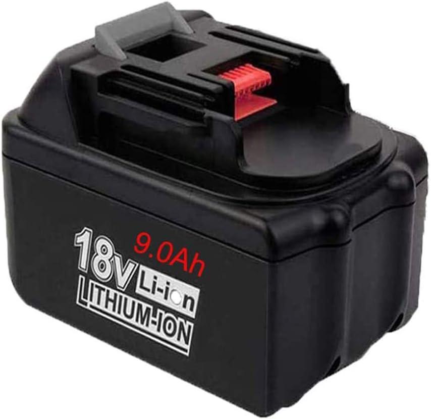 HOMEDAS 当店一番人気 9.0Ah BL1830 Replacement for 最安値挑戦 hi Li-on makita 18v Battery