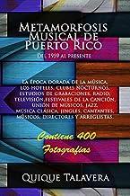 Metamorfosis Musical de Puerto Rico (Spanish Edition)