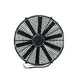 Mishimoto mmfan-16Slim eléctrico ventilador (