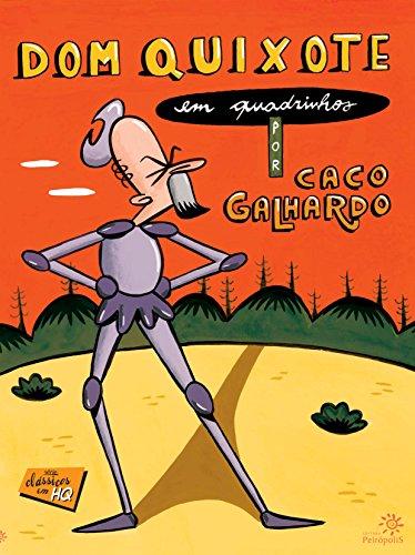 Dom Quixote em quadrinhos (Clássicos em HQ)