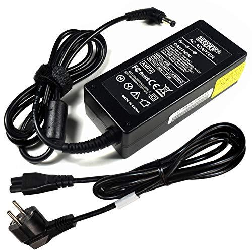 HQRP Adaptador de CA compatible con LG televisores 22LS3500 / 26LS3500 / 19LV2500 / 22LV2500 / 26LV2500 LED TV