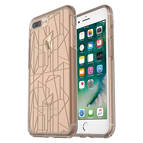 OtterBox SYMMETRY CLEAR SERIES Case for iPhone 8 Plus & iPhone 7 Plus (ONLY) - Retail Packaging - Drop Me a Line