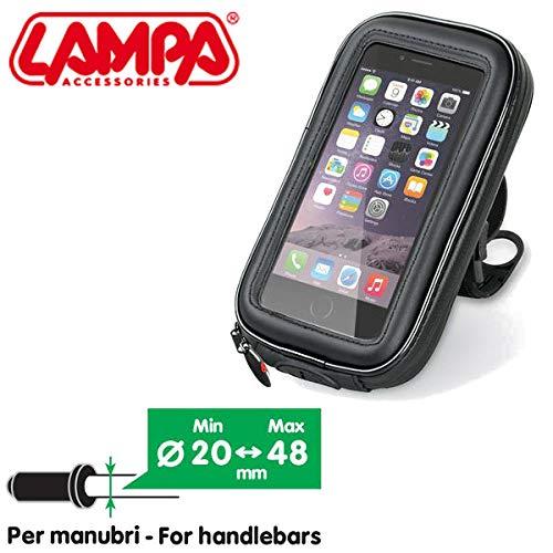 90423 PORTA SMARTPHONE CELLULARE NAVIGATORE MOTO COMPATIBILE CON BMW R 1150 RT MANUBRIO SCOOTER