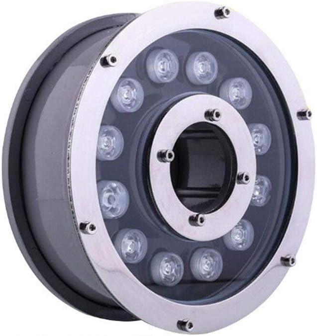 QIAOXINGXING Led Underwater Light 220V Wholesale Colorful 12V 6V Year-end annual account 9V 15V