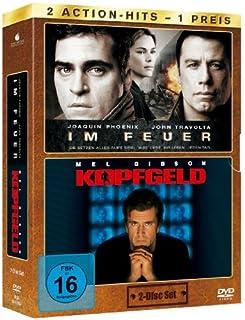 Im Feuer / Kopfgeld [2 DVDs]