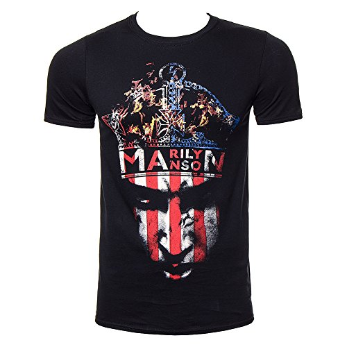 Marilyn Manson * Crown * Shirt * XL *