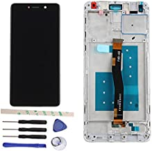 LCD Display Touch Screen Digitizer Assembly Replacement for Huawei Mate 9 Lite Premium Edition BLL-L23 (Black w/Frame)