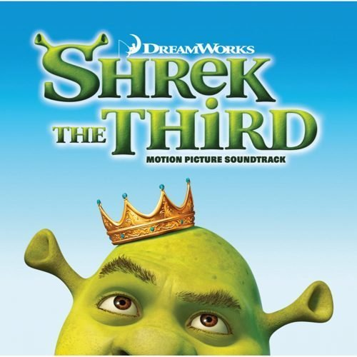 Shrek The Third Motion Picture Soundtrack by Eels (2007-05-03)