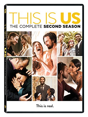 This Is Us: Season 2 (5 Dvd) [Edizione: Stati Uniti] [Italia]