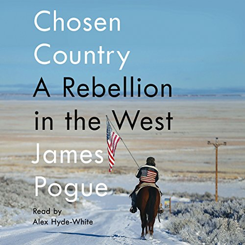 Chosen Country audiobook cover art