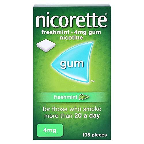 NICORETTE 4 mg freshmint Kaugummi 105 St
