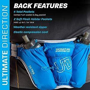 Ultimate Direction Ultra Belt 5.0 Running Waist Belt, Ultra Belt