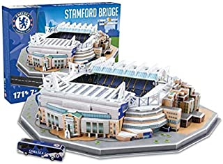 Chelsea 'Stamford Bridge' Stadion 3D Puzzle