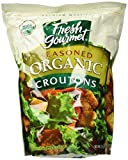 Best Croutons - Fresh Gourmet Organic Croutons, 32-Ounce Review