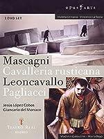 Cavalleria Rusticana / Pagliacci/ [DVD] [Import]
