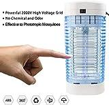 Zoom IMG-2 fenvella zanzariera elettrica 11w lampada
