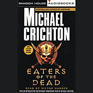 Eaters of the Dead audiobook cover art