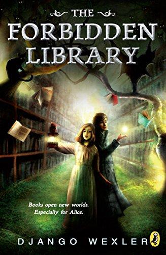 The Forbidden Library (English Edition)