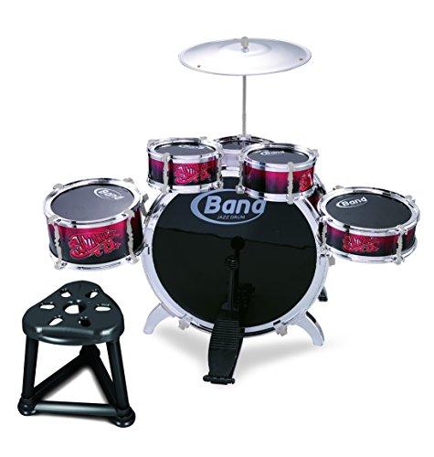 Children Musical Big Band Rock N' Rhythm Drum Studio Kit Music Toy Play Set