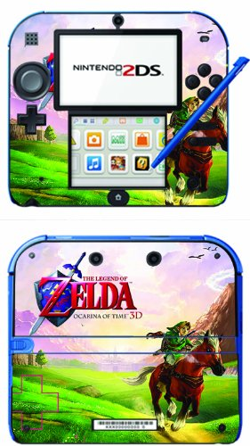 Ocarina of Time Game Philadelphia Mall Skin 2DS Save money Nintendo Console for