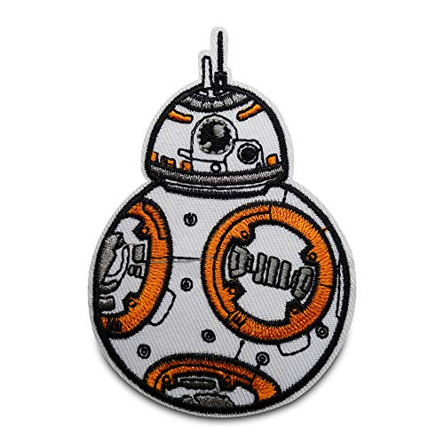 Finally Home Star Wars Droide Ball Sphero Bügelbild Patch zum Aufbügeln | Patches, Aufbügelmotive