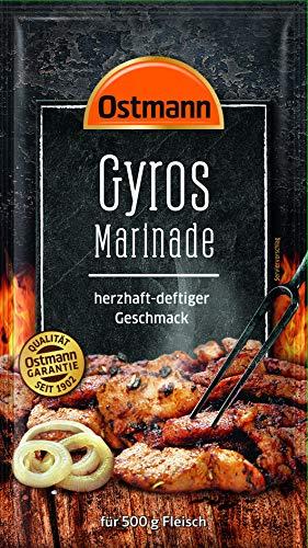 Ostmann Gewürze Gyros Marinade, 60 ml