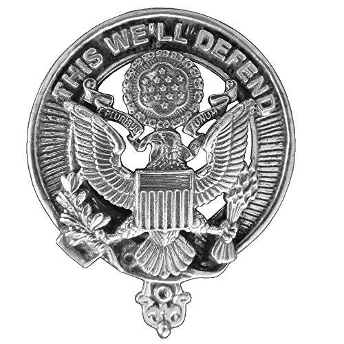 US Army Cap Badge