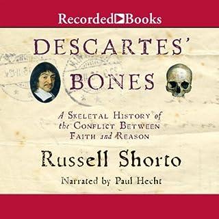 Descartes' Bones audiobook cover art