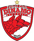 FC Dinamo Bucuresti Romania Soccer Football Alta Calidad De Coche De Parachoques Etiqueta Engomada 10 x 12 cm