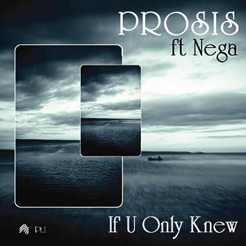 If U Only Knew Remixes (Part 1)
