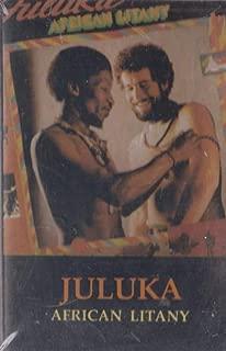 Juluka: African Litany -18411 Cassette Tape