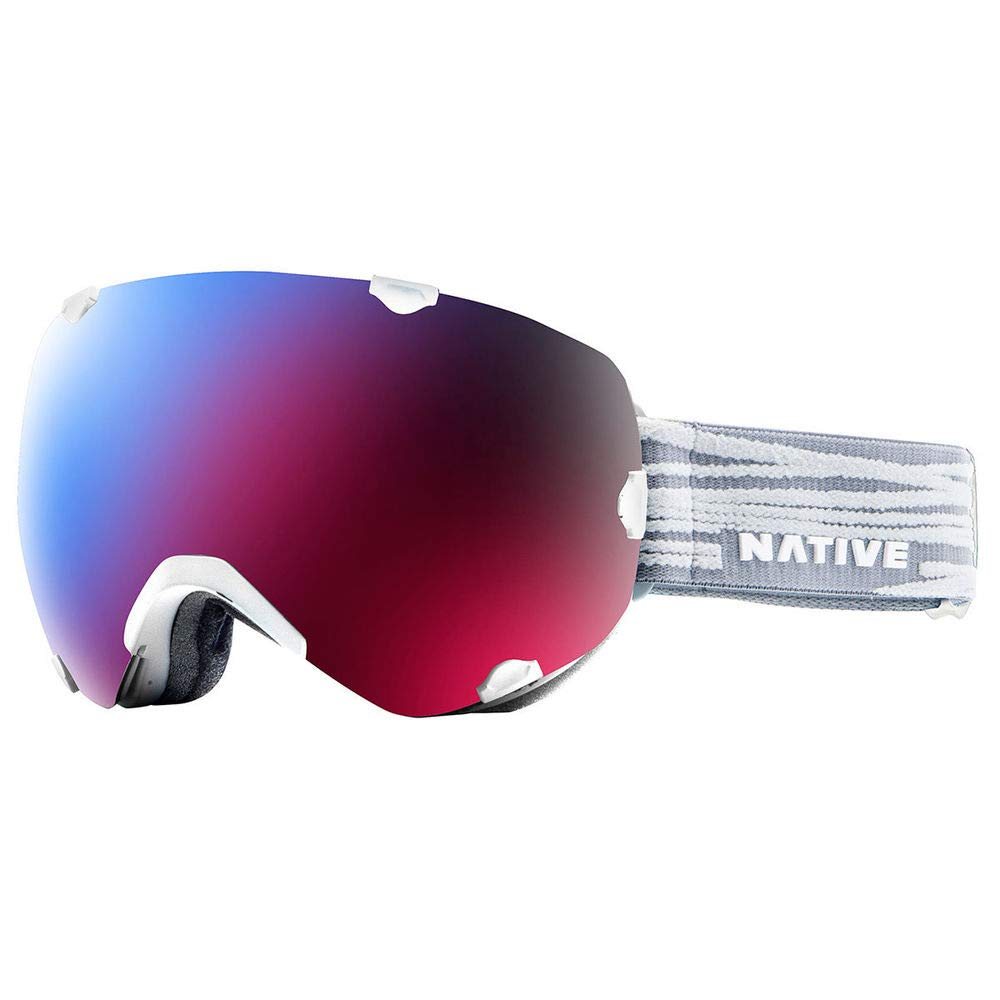 Native Eyewear Spindrift Ski Goggles Turned