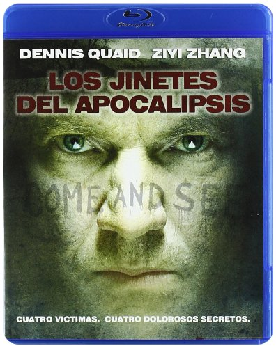 Los Jinetes Del Apocalipsis [Blu-ray]