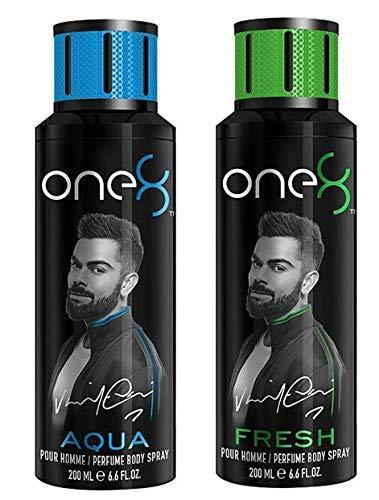 One 8 by Virat Kohli Aqua + Fresh