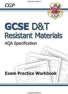 GCSE D&T Resistant Materials AQA Exam Practice Workbook by CGP Books (2012-09-19)