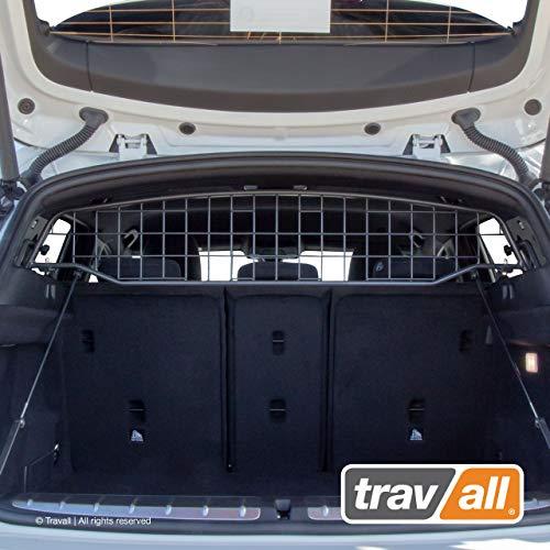 Travall Guard Hundegitter Kompatibel Mit BMW X2 (Ab 2017) TDG1600 - Maßgeschneidertes Trenngitter in Original Qualität