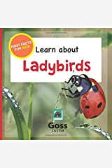 Learn About Ladybirds - First Facts for Kids Paperback