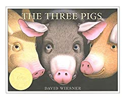 The Three Pigs picture book