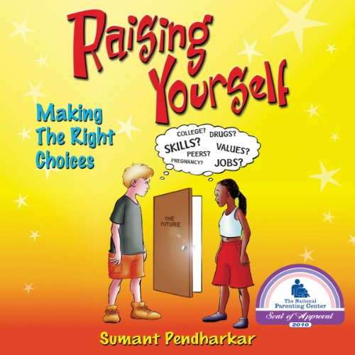 Raising Yourself audiobook cover art