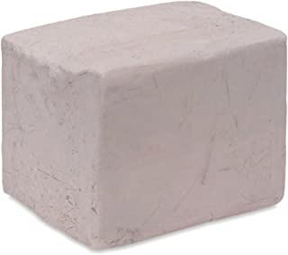Aurora Pottery - Whiteware Clay (Lo-Fire) - EM-342 - Pottery Clay Fires White - Smooth Texture (10 Pounds)