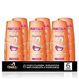 L'Oréal Paris Multi Pack Balsamo Dream Long Super Districante per Capelli Lunghi e Lisci, 250 ml, Confezione da 6