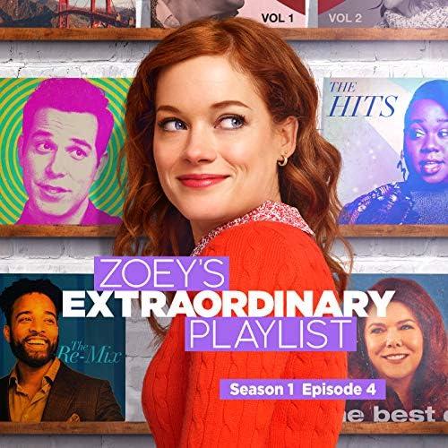 Cast  of Zoey's Extraordinary Playlist