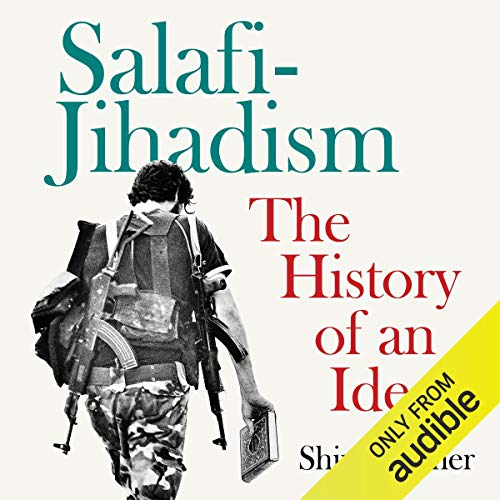 Salafi-Jihadism cover art