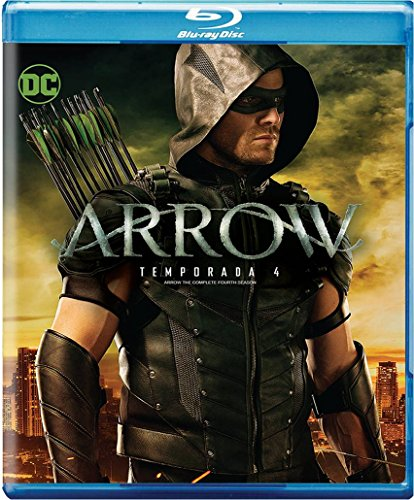 Arrow: Temporada 4 [Blu-ray]
