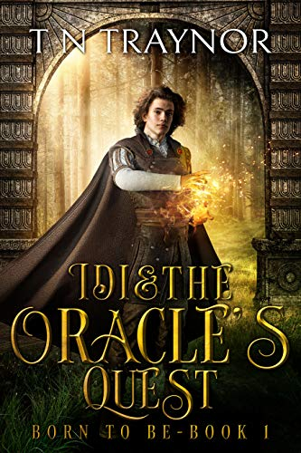 Idi & The Oracle's Quest by T N Traynor ebook deal
