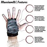 Zoom IMG-2 macciavelli guanti per crossfit ginnastica