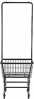 市場 アンセム カートハンガー スチール ブラック ANH-2738BK[2個口]
