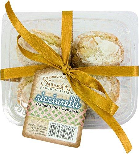 Riccarelli Süßmandelgebäck hell - Süßmandelgebäck hell - Sinatti 140g
