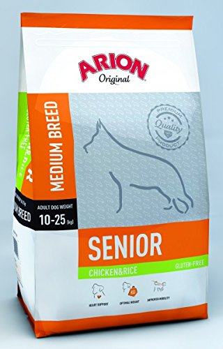 Arion Senior medium Chicken & Rice 12 kg