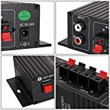 Zoom IMG-1 mini amplificatore audio bluetooth hifi